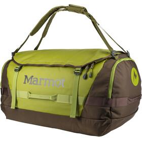 Marmot Long Hauler Duffel - Equipaje - X-Large verde/marrón